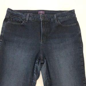 NYDJ jeans size 16